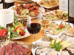 oyster&wine kitchen K 東口店