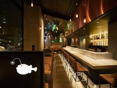 KINKA sushi bar izakaya 六本木