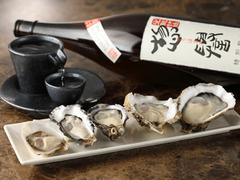 銀座で生牡蠣が美味しい専門店 牡蠣Bar