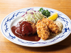 銀座洋食 三笠會館 池袋パルコ店