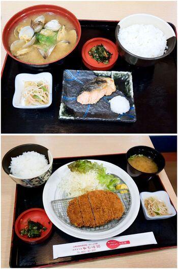 宮島サービスエリア(上り線)レストランも味路