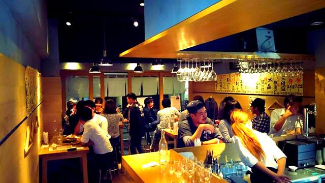 第5位: 日本酒バル Chintara @道玄坂