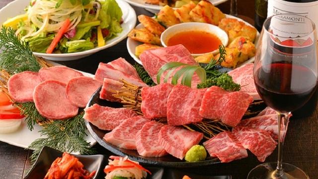 食欲の秋!お腹いっぱいお肉を食べよう。都内の美味しい焼肉屋〜神楽坂編〜