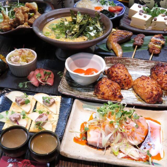 鶏魚Kitchen ゆう あべのキューズタウン店 - 天王寺駅前(居酒屋)の写真(食べログが提供するog:image)