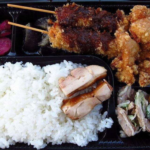 てばさき亭 - 三角(弁当)の写真(食べログが提供するog:image)