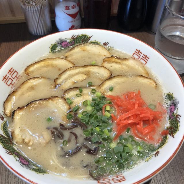 石田一龍 飯塚店 (浦田/ラーメン)