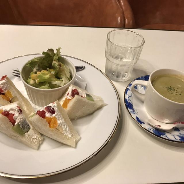 喫茶冨士 (諏訪神社/喫茶店)
