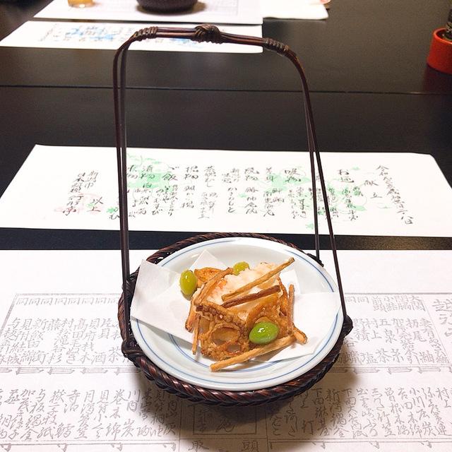 行形亭(いきなりや) - 白山(懐石・会席料理)の写真(食べログが提供するog:image)