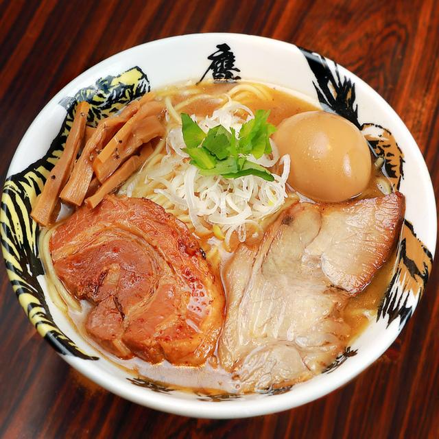 麺屋武蔵 鷹虎(めんやむさし たかとら) - 高田馬場(ラーメン)の写真(食べログが提供するog:image)