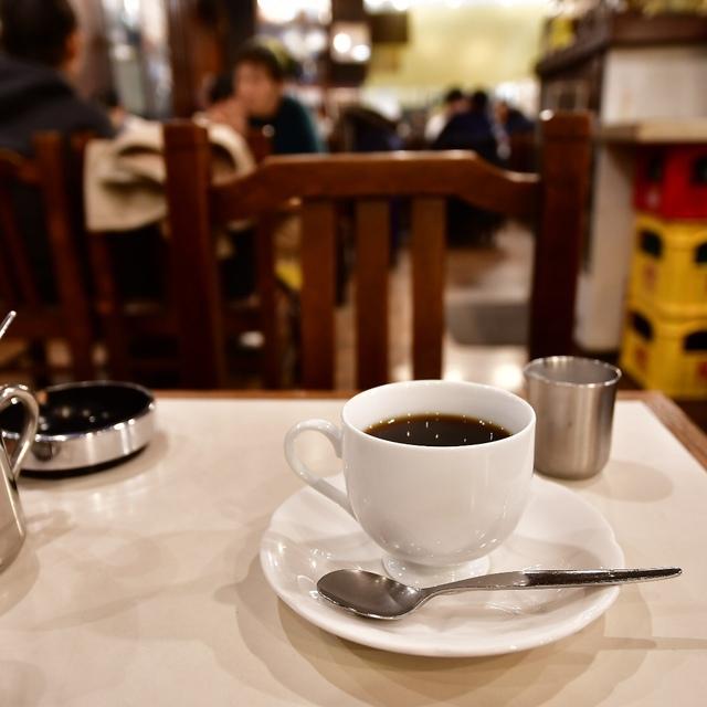 アロマ 珈琲 - 京橋(コーヒー専門店)の写真(食べログが提供するog:image)