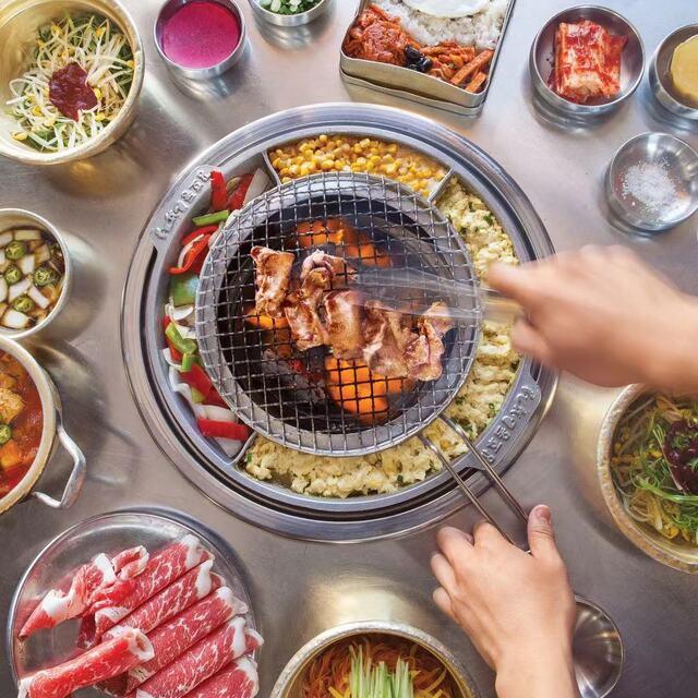 韓国伝統焼肉 カンホドン白丁 - 新大久保(韓国料理)の写真(食べログが提供するog:image)