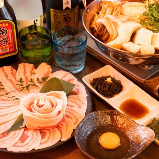 あぐ~豚しゃぶ琉球酒場 ぶらんちゅ (池袋/沖縄料理)