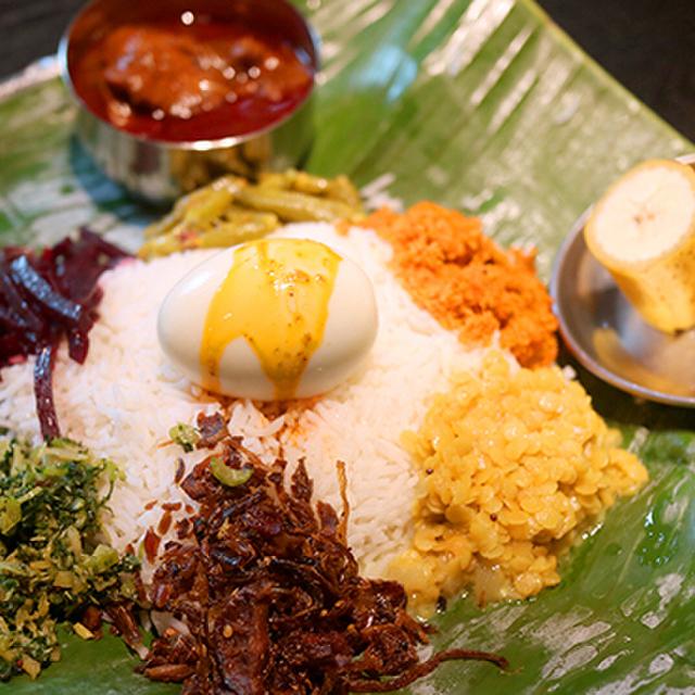 ヌワラ カデ (阿波座/スリランカ料理)