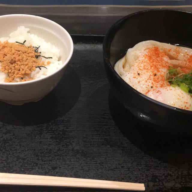 めりけんや 大阪駅店 (西梅田/うどん)