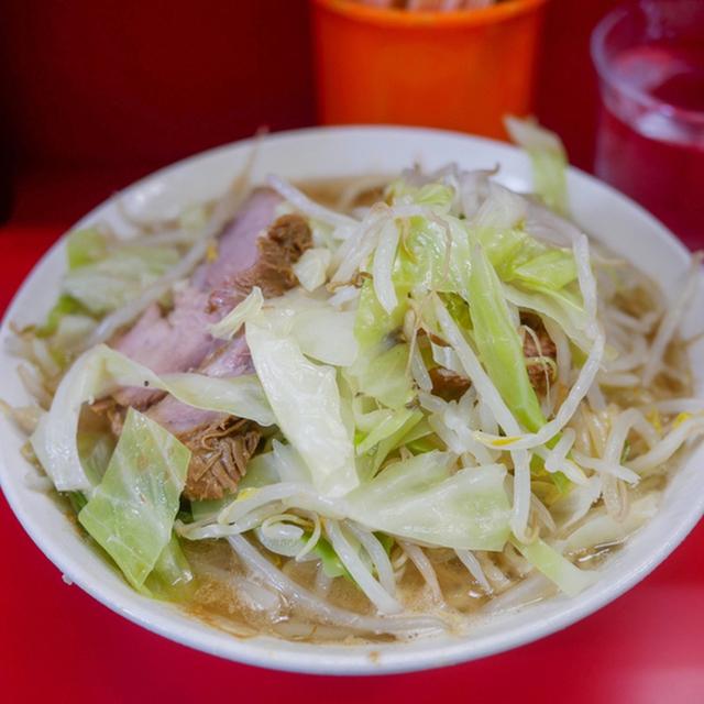 ラーメン二郎 三田本店(らーめんじろう) - 三田(ラーメン)の写真(食べログが提供するog:image)