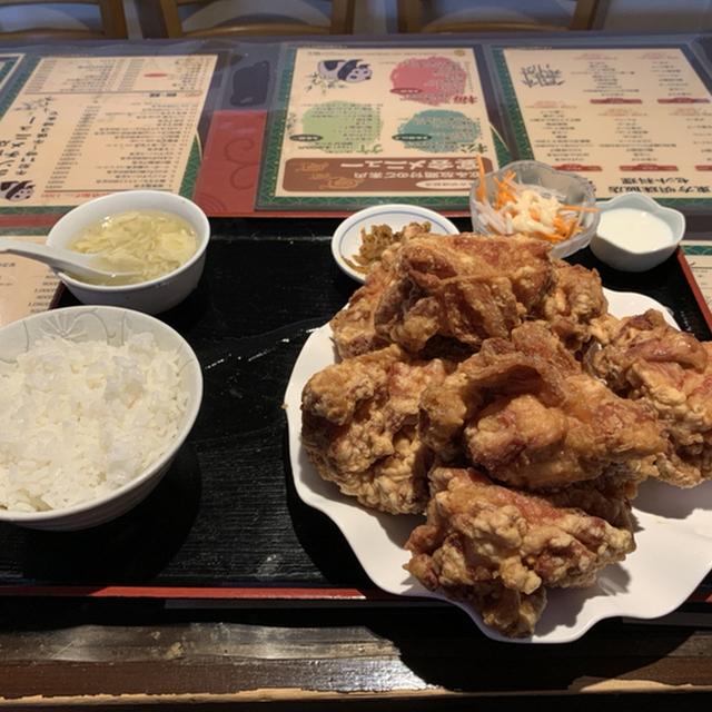 東方明珠飯店 (発寒南/上海料理)
