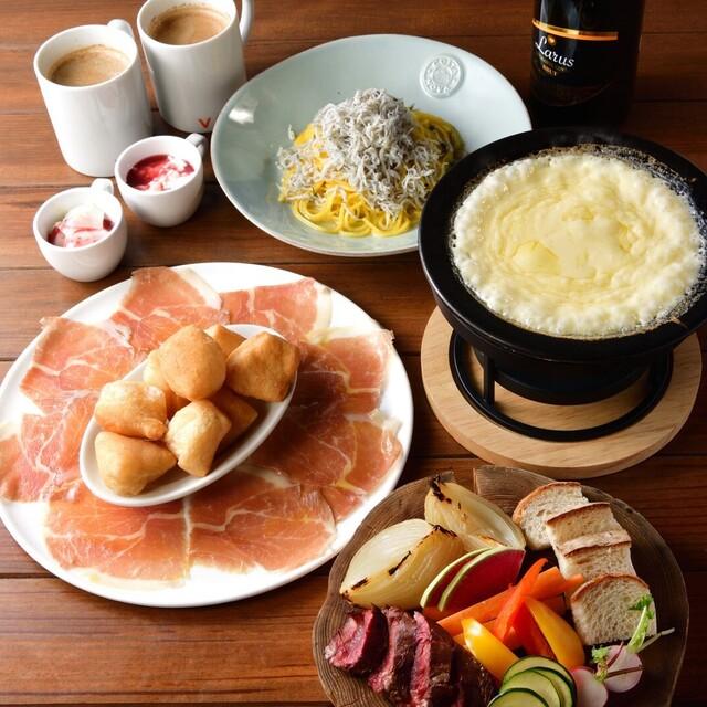 Italian Kitchen VANSAN 赤羽店(【旧店名】ビオディナミ) - 赤羽(イタリアン)の写真(食べログが提供するog:image)