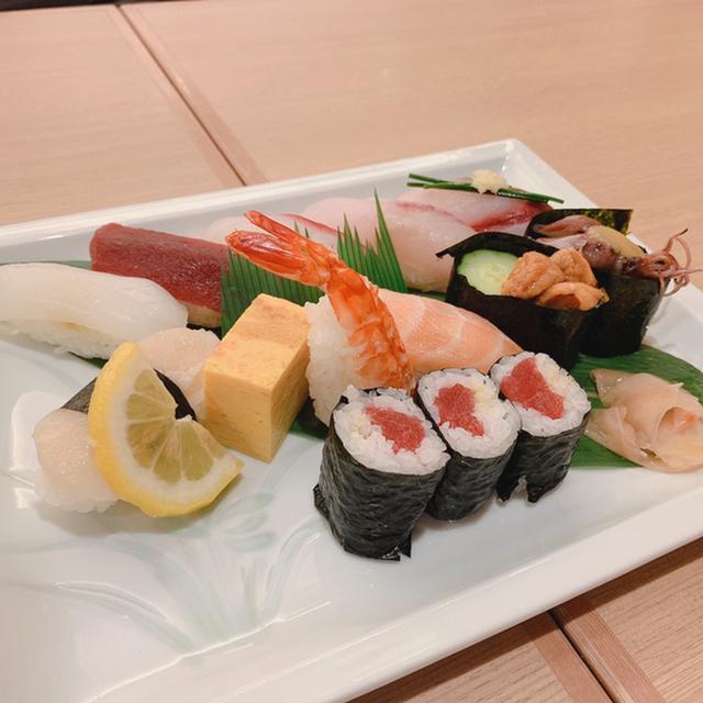 博多音羽鮨  2ビル店 - 福岡空港(寿司)の写真(食べログが提供するog:image)