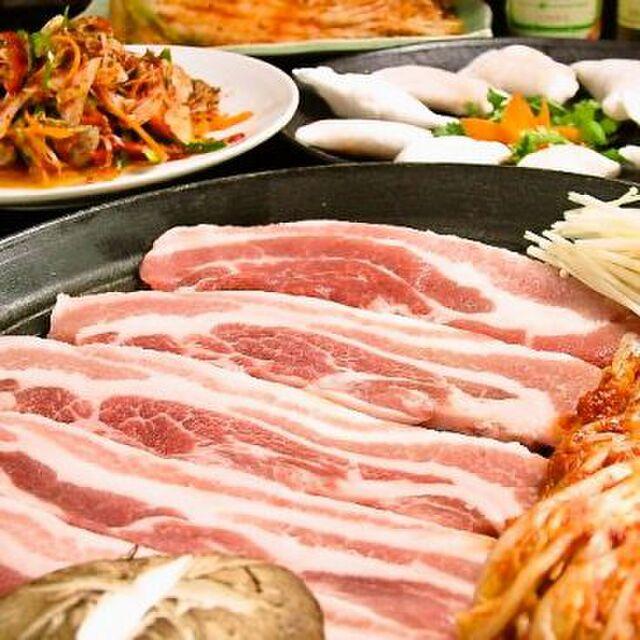 縁香館(エンシャンカン) - 大久保(韓国料理)の写真(食べログが提供するog:image)