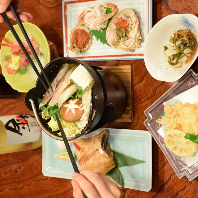 近江町食堂(おうみちょうしょくどう) - 北鉄金沢(魚介料理・海鮮料理)の写真(食べログが提供するog:image)