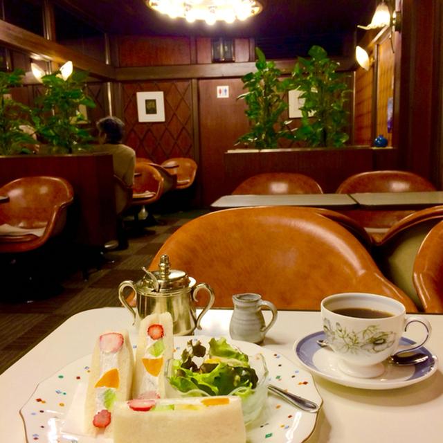 喫茶冨士 (諏訪神社前/喫茶店)