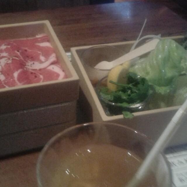 高萩 和食 しゃぶしゃぶ 温 野菜 しゃぶしゃぶ温野菜
