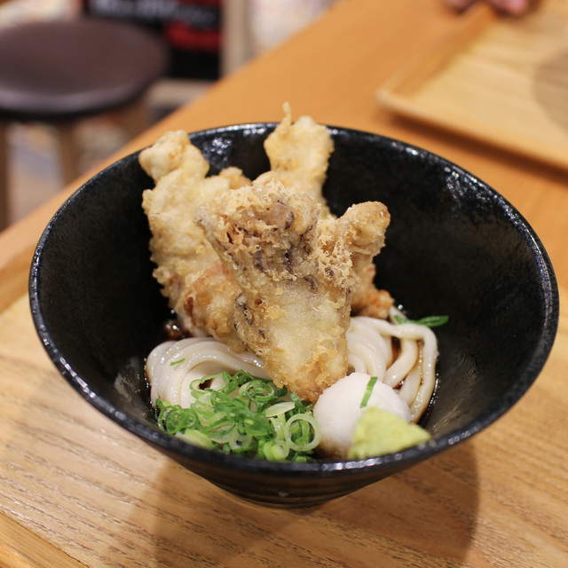 本町製麺所 天 地下鉄新大阪店 (新大阪/うどん)