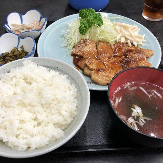 ゆたかや食堂 (南古谷/中華料理)