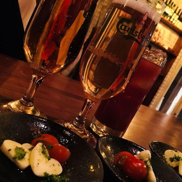 Bar&restaurant Anji (阿波富田/ピザ)