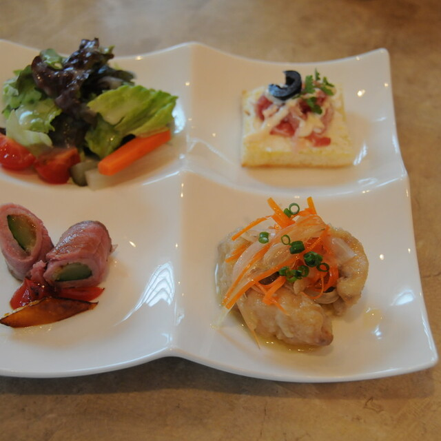 アール・スタイル・ダイニング - 佐賀(イタリアン)の写真(食べログが提供するog:image)