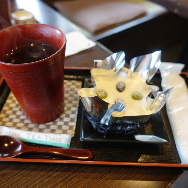 絹ごし 緑茶 ティラミス
