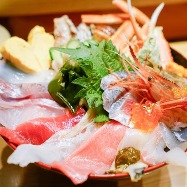 いきいき亭 近江町店 - 北鉄金沢(海鮮丼)の写真(食べログが提供するog:image)