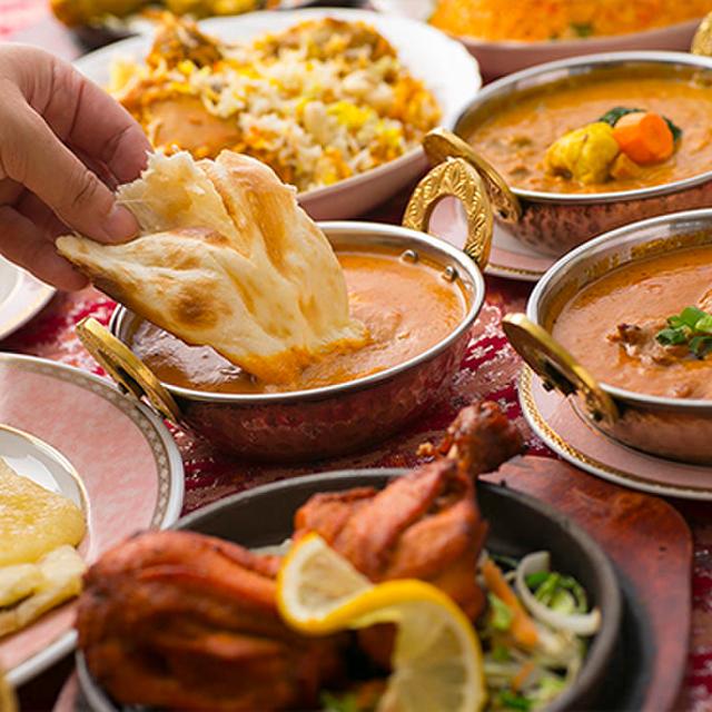 インド ネパール料理&バー シダラタ 阿波座本店 (阿波座/インド料理)