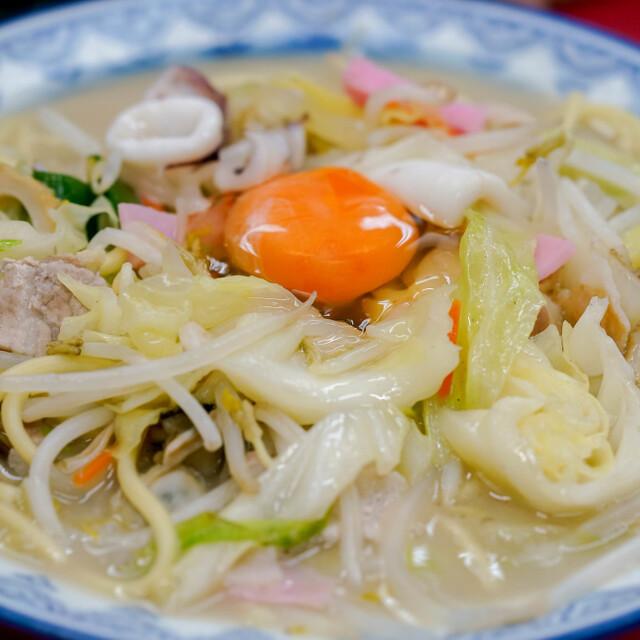 香蘭 - 佐世保(ちゃんぽん)の写真(食べログが提供するog:image)