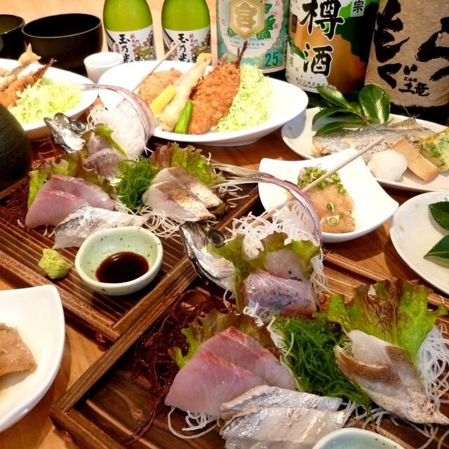 平塚漁港の食堂                                     )~イメージ画像1~