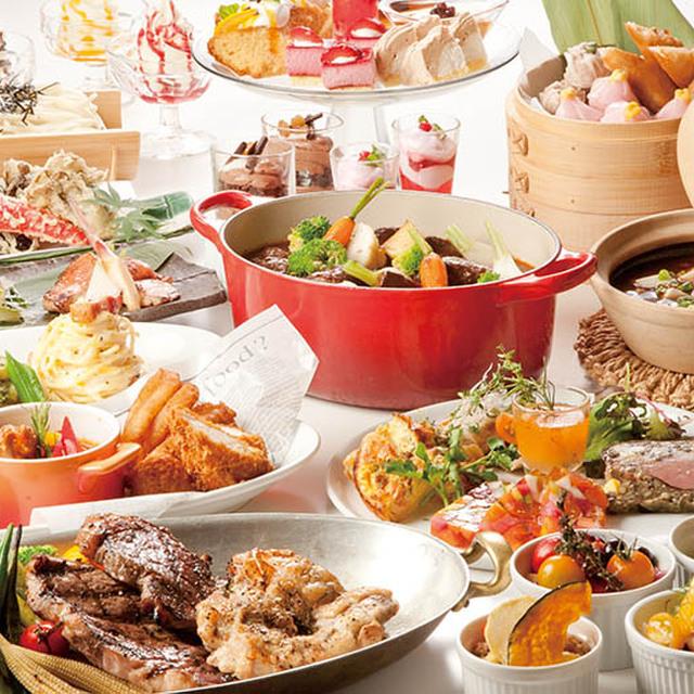 ロテル ド ビュッフェ(L'HOTEL de BUFFET) - 越谷レイクタウン(バイキング)の写真(食べログが提供するog:image)