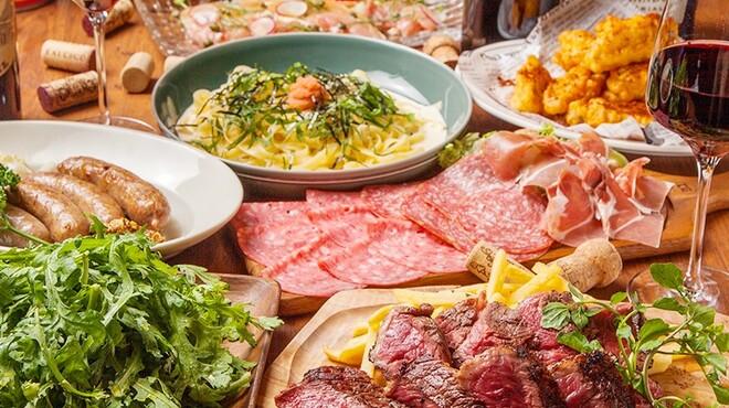 熟成肉バルダイニング ミート・デ・ミート - メイン写真: