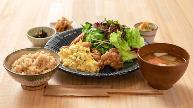 峠の玄氣屋 グングンカフェ - 料理写真: