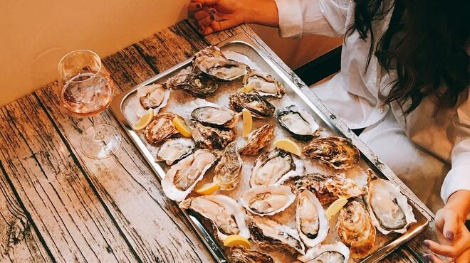 Oyster bar UOICHI - メイン写真: