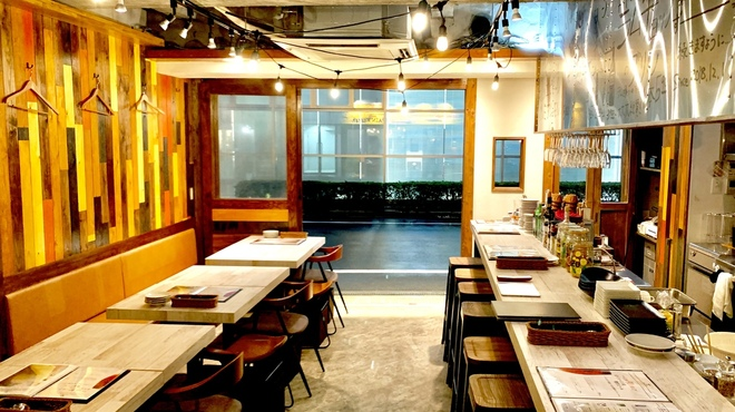 SPAIN Kitchen OCHO - メイン写真: