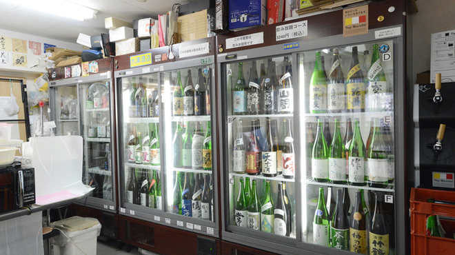 日本酒飲み放題酒場 日本酒ラボ - メイン写真: