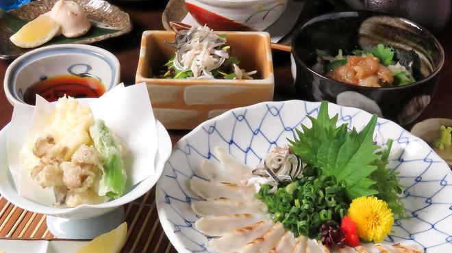 魚料理専門 魚魚一 - 料理写真:《ぷちフグコース 7品(白子付)》お手軽に「極上のトラフグ」を堪能!!