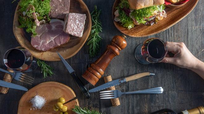 バルストロ キッチン - メイン写真: