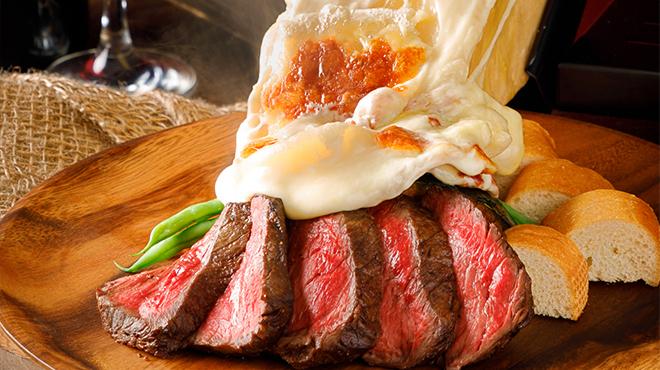 ラクレットチーズと個室 炭火とお肉 - メイン写真: