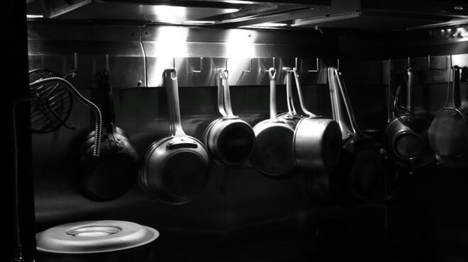 ギブリ - 内観写真:厨房