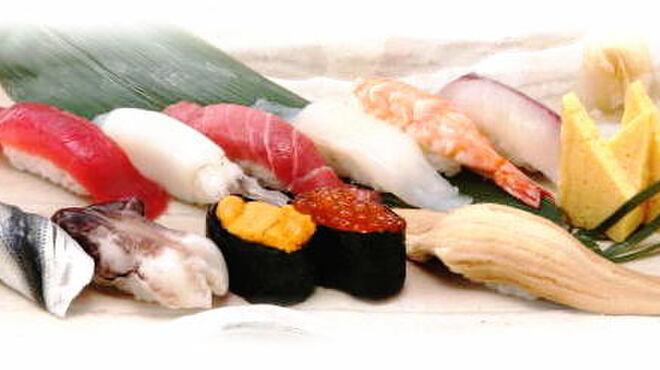 すし亭 - 料理写真:バラエティセット(12貫・汁付き) 小さいネタでいろいろ召し上がりたい方向け