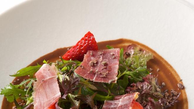 Cuisine Franco-japonaise Matsushima - メイン写真: