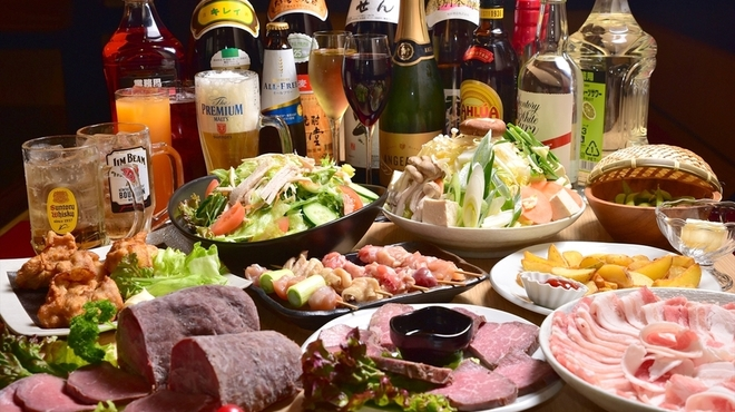 居酒屋チーズ肉バル あかりや - メイン写真: