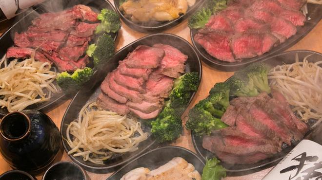 肉とチーズと個室居酒屋 しだれ桜 - メイン写真: