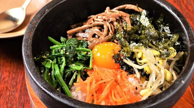 韓国料理 徳家 - メイン写真:
